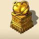 Golden Trophy Mystical Tool