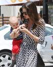 10519 Preppie Miranda Kerr out with baby Flynn at the nail salon 27 122 499lo