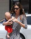 11126 Preppie Miranda Kerr out with baby Flynn at the nail salon 21 122 553lo