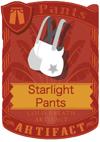 Starlight Pants White