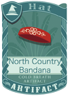 North Country Bandana Red