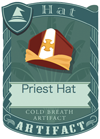 Priest Hat Red1
