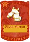 SIlver Armor Girl