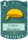 Cotton Bandana Yellow