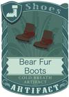 Bear Fur Boots2