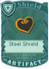Steel Shield Black