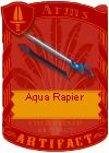 Aqua Rapier