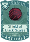 Shield of Black Scales