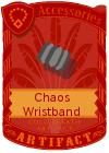 Chaos Wristband Dark
