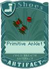 Primitive Anklet