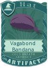 Vagabond Bandana Purple