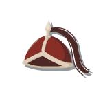 Bronze Helmet Lithe Tail Red 2