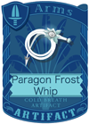 Paragon Frost Whip