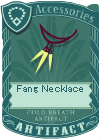 Fang Necklace