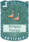 Strappy Pumps
