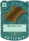 Brown Fur