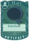 Kerchief Blue