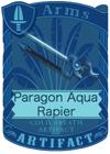 Paragon Aqua Rapier