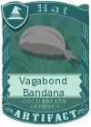 Vagabond Bandana Grey
