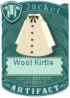 Wool kirtle