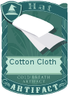 Cotton Cloth White