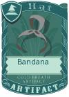 Bandana grey