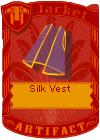 Silk Vest