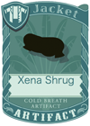 Xena Shrug Black