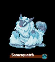Snowsquatch