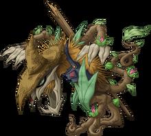 Scarecrow bloomstalker back