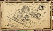Sunfall Village Map