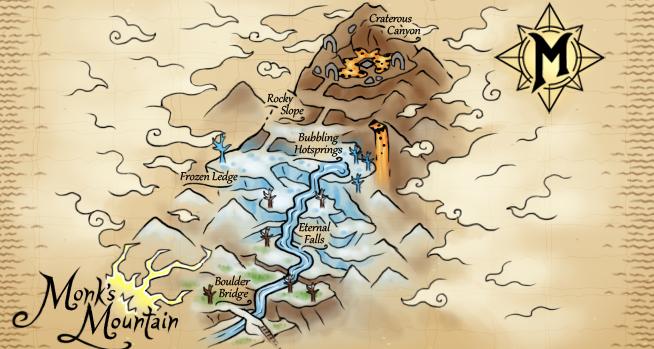 Monk's mountain