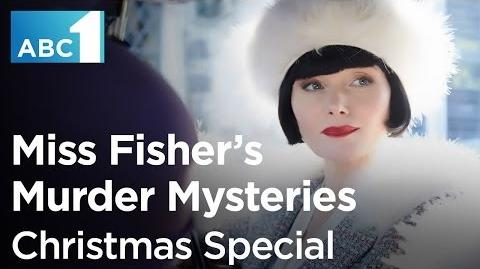 Christmas Special Trailer - Miss Fisher's Murder Mysteries Series 2 - ABC1