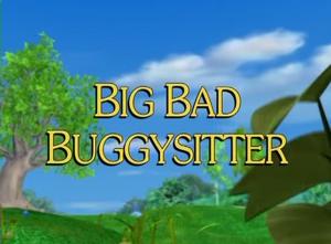 Sunny Patch Big Bad Buggysitter