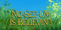 No-See-Um is Believin'!