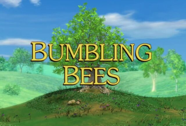 File:Sunny Patch Bumbling Bees.jpg