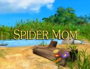 Sunny Patch Spider Mom
