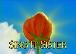Sunny Patch Sing It Sister