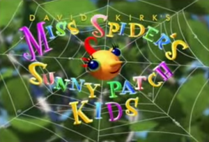Sunny Patch Miss Spider's Sunny Patch Kids