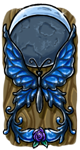 Bluebutterflyknocker