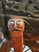 Oseberg viking chariot 4836480991