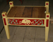 Saxon Furniture at Wychurst, Kent