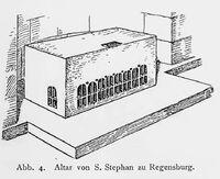 Altar St. Stefan, Regensburg, RdGA Bd1, Abb.004
