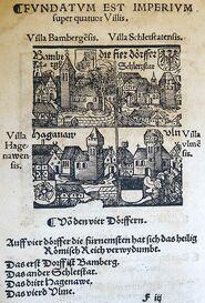 Dörfer des HRR by Peter Jordan of Mainz