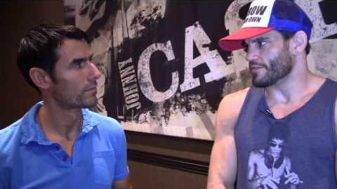 Jon Fitch Interview at WSOF10