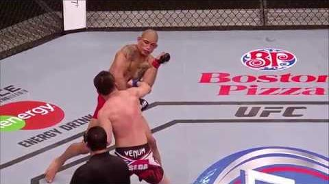 UFC 174 Fight Motion