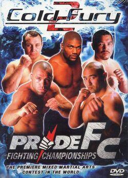 Pride 18 DVD cover