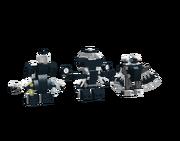 Glassycops Lego Version Back