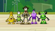 Here we have the Bonzipods
