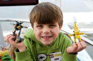 Lego Mixels LondonEyeCon